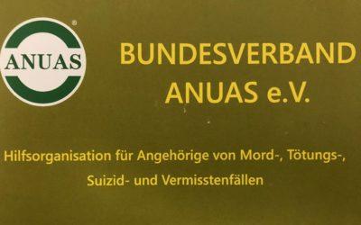 Gewaltopfer und Angehörige im Strafprozess – Rechtsanwalt Grunst informiert im aktuellen Leitfaden des Anuas e.V.